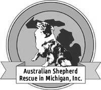 Aussie Rescue in Michigan Logo