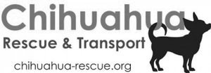Chihuahua Rescue & Transport Logo