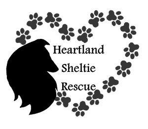 Heartland Sheltie Rescue Logo