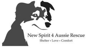New Spirit Aussie Rescue Logo