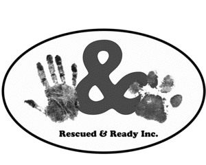 Rescued and Ready Logo