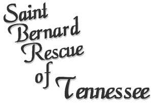 St. Bernard Rescue of Tennessee Logo